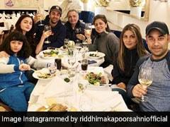 Inside Alia Bhatt And Ranbir Kapoor's New Year Celebration With Family In New York. See Pics