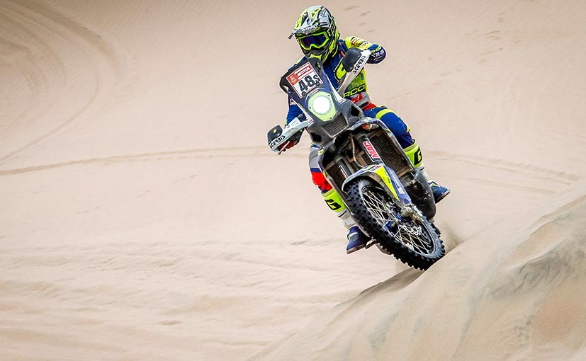 Sherco TVS 's Aravind KP Conquers Dakar Rally 2019; Oriol Mena Finishes In Top 10