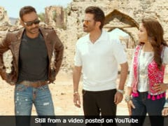 <i>Total Dhamaal</i> Trailer: Ajay Devgn, Anil Kapoor And Madhuri Dixit's Film Has Few Funny Moments