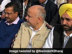 At Punjab Rally, Bhagwant Mann Promised Never To Drink Again: AAP
