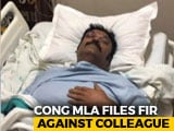 Video : In Congress vs Congress In Karnataka, A Black Eye, FIR And Punishment