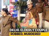 Video : Domestic Help, Teen Son Arrested For Couple's Murder At South Delhi Home