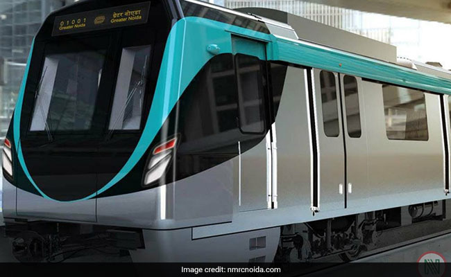 On Day One, Over 11,000 Passengers For Noida-Greater Noida Metro Line