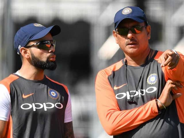 """Ravi Shastri Never Tried To Change Me"": Virat Kohli Credits Team India Coach For Constant Feedback"