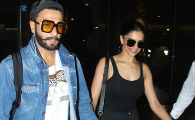 Honeymooners Deepika Padukone, Ranveer Singh Are Back In Town. Such Happy Pics