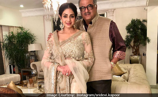 Pink Remake, Titled AK 59, Our 'Ode To Sridevi,' Says Boney Kapoor