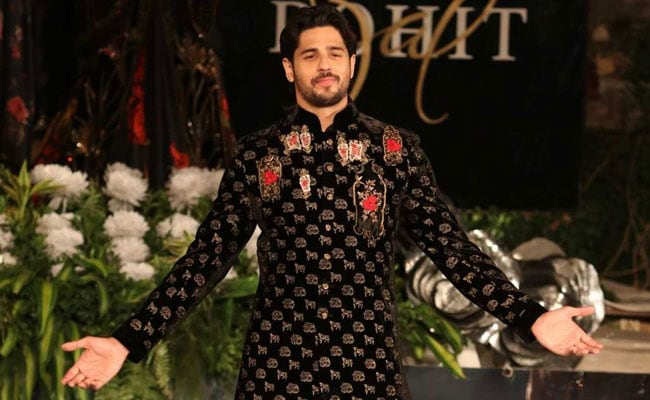No, Wedding Is Not On The Cards For Sidharth Malhotra