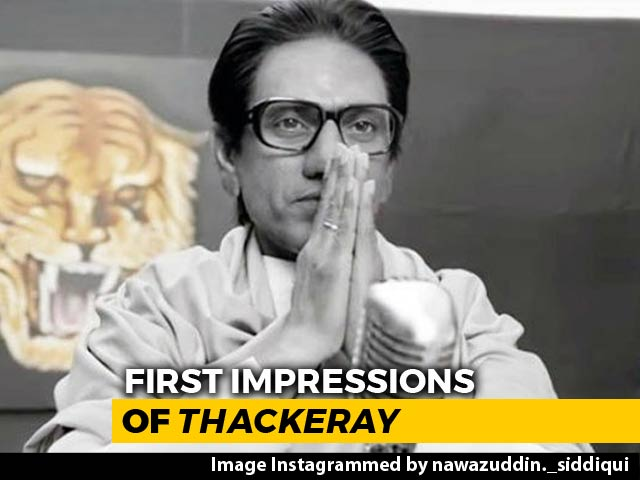 First Impressions of Thackeray