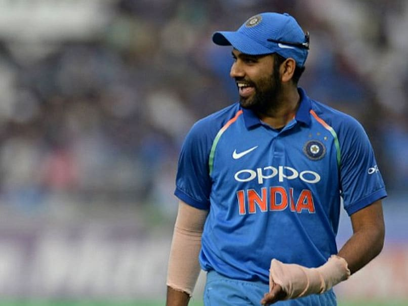 Watch: Rohit Sharma In Splits After Trent Boult