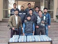 दिल्ली पुलिस के हत्थे चढ़ा हथियार तस्कर मूसा, 20 पिस्टल और 12 मैगज़ीन बरामद