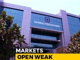 Video : Sensex Falls 96 Points, Nifty Struggles Near 10,750
