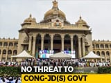 "Video : Case Of 'Missing' Karnataka Lawmakers Revives Congress's ""Op Lotus"" Fear"