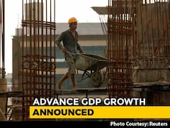 Video: Centre Sees GDP Growth At 7.2% For 2018-19, Up From 6.5% Last Year