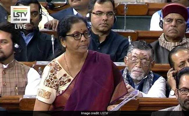 Parliament LIVE Updates: 'Bofors A Scam. Rafale Will Bring PM Modi Back', Says Nirmala Sitharaman