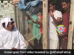 আরবে ভারতীয় ফুটবল সমর্থকদের পাখির খাঁচায় বন্ধ করে রাখার ভিডিও ভাইরাল সোশ্যাল মিডিয়ায়