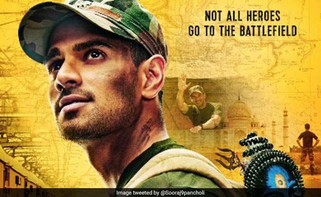 Satellite Shankar: Salman Khan Introduces Sooraj Pancholi In New Poster