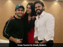 <i>Bigg Boss 12</i>: Dipika Kakar And Sreesanth's Happy Reunion In Pics