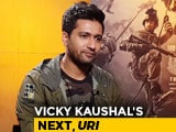 Video : Vicky Kaushal Recalls Time Spent With Army Jawans