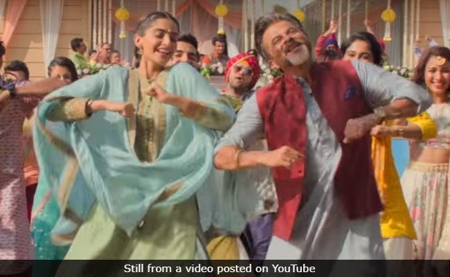 Ek Ladki Ko Dekha Toh Aisa Laga's Ishq Mitha: So You Think You Can Dance Like Sonam And Anil Kapoor?