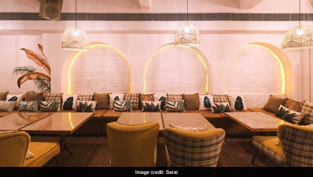 Serai: A Culinary Cocktail Bar With Global Flavours