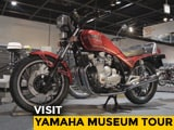 Video : A Look Into Yamaha's Legacy At The Communication Plaza In Japan