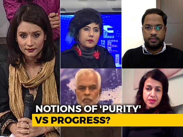 Video : Sabarimala: Are Notions Of 'Purity', Women's Right To Worship At Odds?