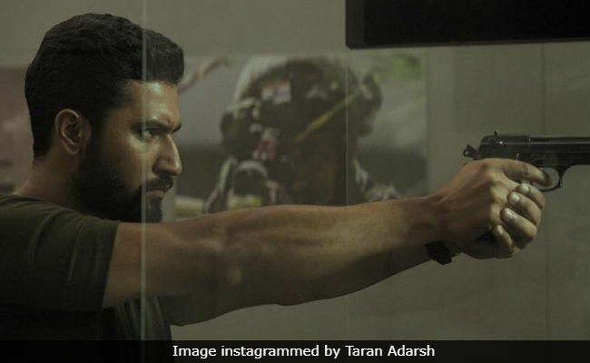 Uri: The Surgical Strike Box Office Collection Day 7 - Vicky Kaushal's Film Is The 'First Superhit Of 2019'