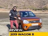 2019 Maruti Suzuki Wagon R Review