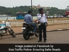 Goa Police Sentinel Attacked By Mob For Photographing Traffic Violations