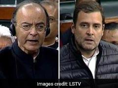 """If Not Anil Ambani, Can I Say AA, Ma'am?"" Rahul Gandhi During Debate"