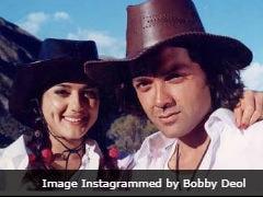 Bobby Deol's Birthday Wish For 'Best Friend' Preity Zinta Is A True Blast From The Past