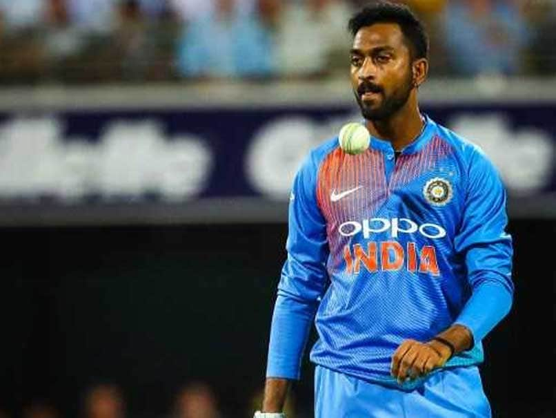 Blank Cheque From Krunal Pandya For Ex-India Player Jacob Martin, Who Is Battling For Life