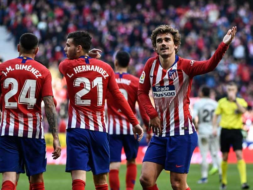 La Liga: Antoine Griezmann On Target Again As Atletico Madrid Edge Closer To Barcelona