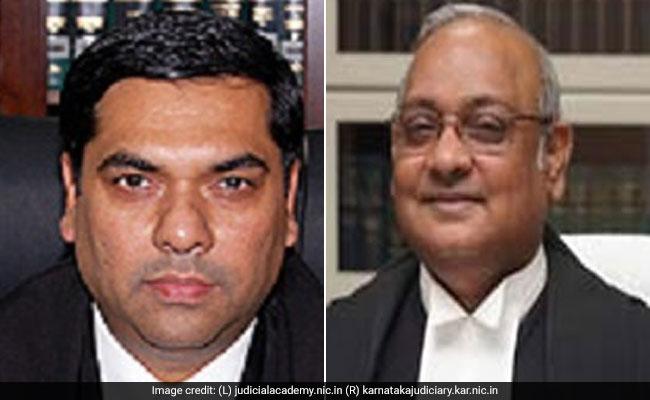 Justices Dinesh Maheshwari, Sanjiv Khanna Sworn-In As Top Court Judges