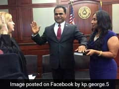 Indian-American Sworn In As Fort Bend County Judge In Texas