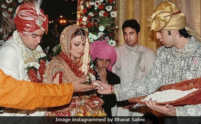 Ranbir Kapoor Shines In Old Pics From Sister Riddhima's Wedding