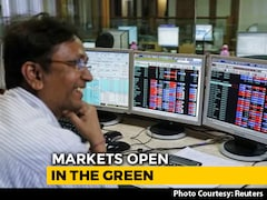 Video: Sensex Jumps Over 250 Points, Nifty Above 10,850