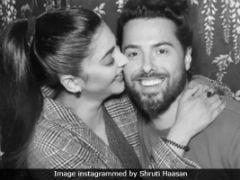 Shruti Haasan's 'Gushy' Post With Boyfriend Michael Corsale Is Winning The Internet