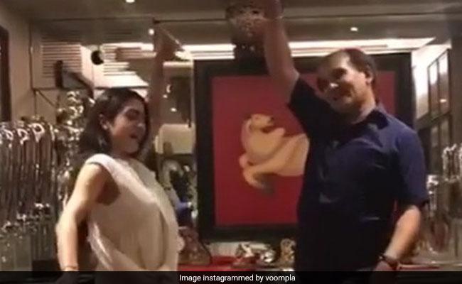 सारा अली खान ने 'सात समुंदर पार...' गाने पर कुछ यूं किया डांस, Video इंटरनेट पर वायरल