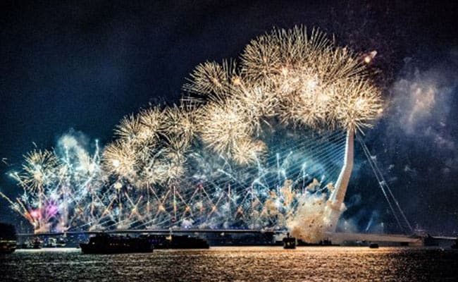 Fireworks Blast In 2019 Worldwide After Turbulent Year