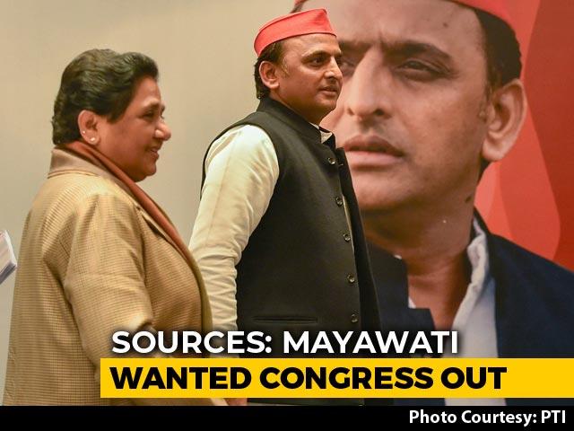 Video : In UP <i>Mahagathbandhan,</i> A Star Negotiator And Mayawati's Veto On Congress