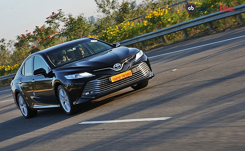 Toyota has had immense success with the newly launched Camry Hybrid
