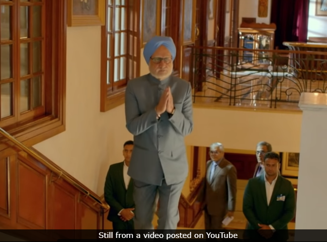 First day first show: Politicians react to Accidental Prime Minister