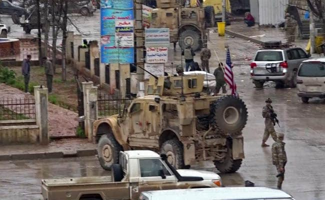4 Americans Killed In ISIS Suicide Attack Targeting US Forces In Syria