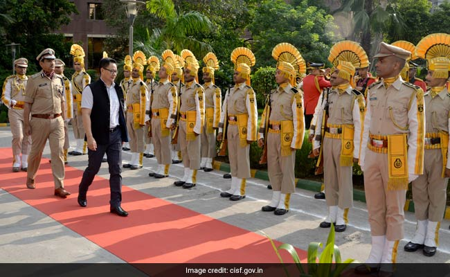 'Too Late' For Republic Day Parade Slot, CISF Told On 50th Birthday
