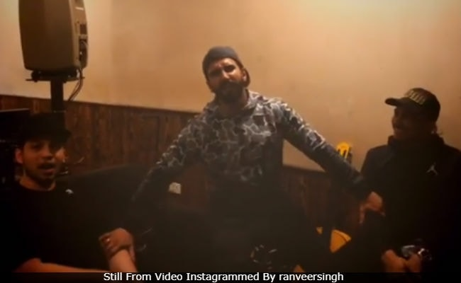 Gully Boy: Meet Ranveer Singh Ke 'Do Anmol Ratan'. Oh, He's Hilarious