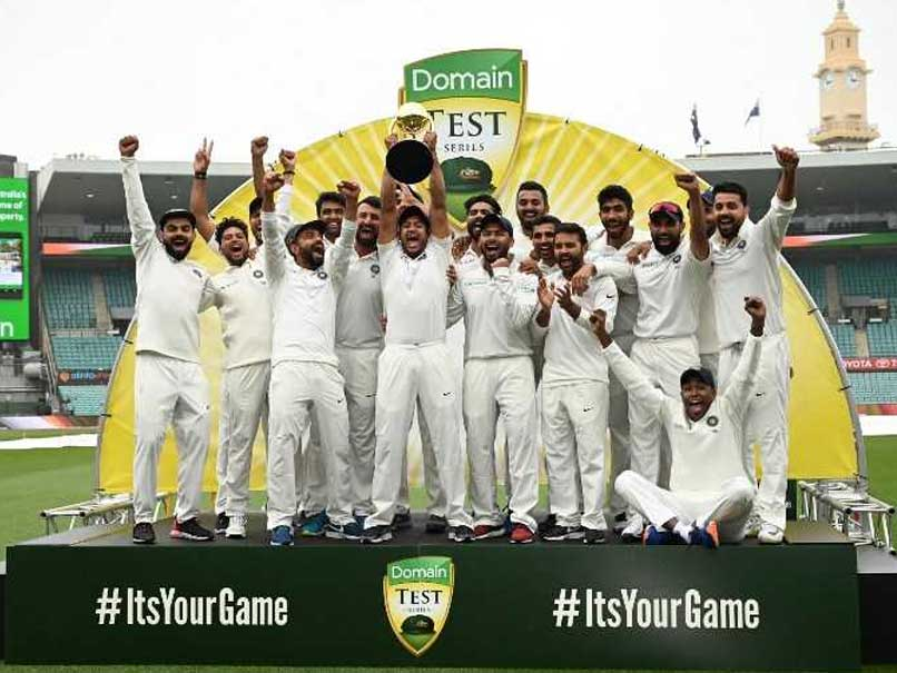 India vs Australia: Virat Kohli Leads India To First-Ever Test Series Win In Australia