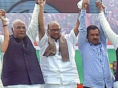 Rivals AAP, Congress Thrown Together In Opposition Unity Committee Of 4