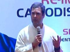 BJP Seeks Rahul Gandhi's Reply On Case Against Congress's Odisha Chief