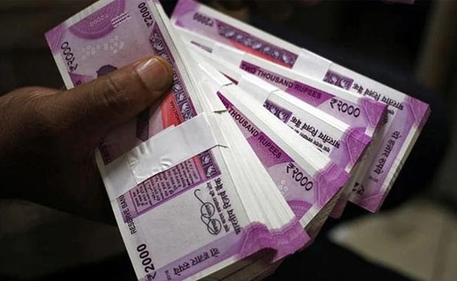 Rupee Edges Higher By 13 Paise Against Dollar
